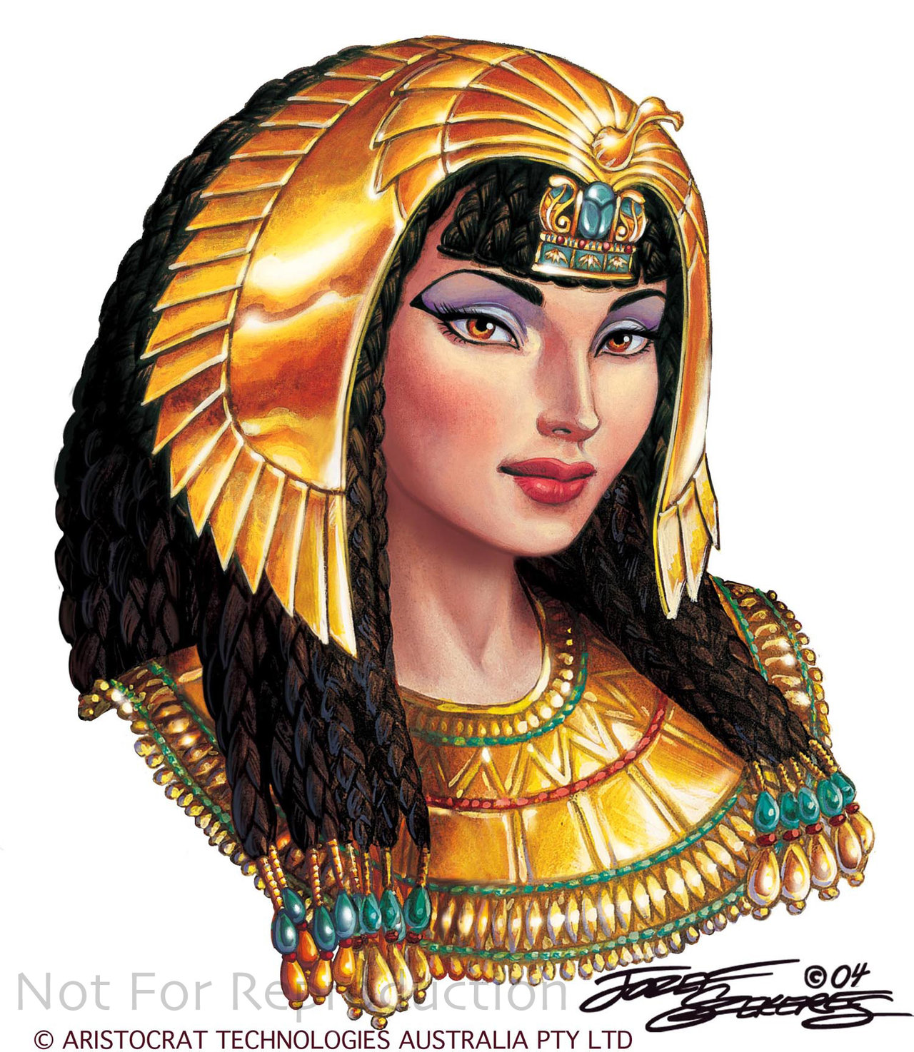 Cleopatra – the last Egyptian Queen